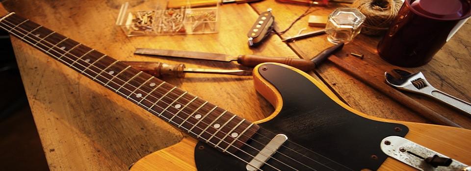 guitar repair and maintenance tips. Black Bedroom Furniture Sets. Home Design Ideas